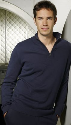 James D'Arcy as Dr. Roger Fallon, Psych Officer and Reality Show Producer
