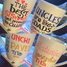 Perfect present for aunts and uncles-to-be