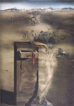 Spain - Salvador Dali