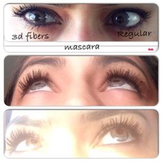 Here's a cool review on our Younique 3D fiber mascara vs. Too ...