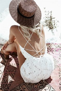 Pyramid Playsuit #SABOSKIRT