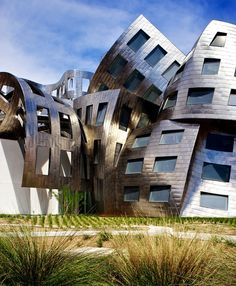 Oh Frank, you never cease to amaze-   Lou Ruvo Center, Cleveland Clinic by Frank Gehry