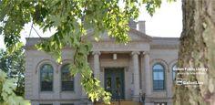 Galion Publiv Library, photo by Mark Blum