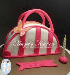 HANDBAG CAKE FOR INEZ