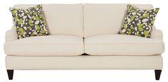 "Arianna ""Designer Style"" Apartment Size Sofa"