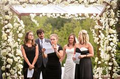 5 unique ceremony readings that aren't cliché - Wedding Party
