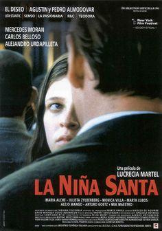 La niña santa (2004) Arxentina. Dir. Lucrecia Martel. Drama. Adolescencia. Sexualidade. Relixión - DVD CINE 2336-II