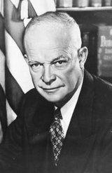 Dwight D. Eisenhower - The 34th President of the U.S.