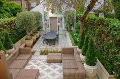 Kate Gould garden