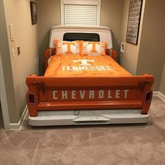68 Ideas kids room bed ideas sons - My Home Decor Car Part Furniture, Automotive Furniture, Automotive Decor, Furniture Nyc, Automotive Group, Kids Room Bed, Truck Bedroom, Car Bed, Deco Originale