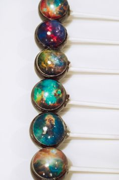 6 Hubble Lollipops | Community Post: 15 Gifts For The Science Lovers On Your List