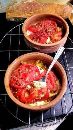 Greek Recipes, Desert Recipes, Rigatoni, Different Recipes, Food Hacks, Finger Foods, Pesto, Food Processor Recipes, Tapas