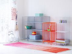Children's storage ideas!