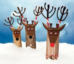 Christmas Crafts for Kids - Christmas Craft Ideas - Parenting.comtp tube reindeer