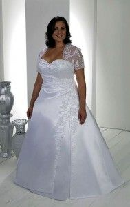 Free bolero White/Ivory Wedding dress Bridal gown Plus 18 20 22 24 26 28 in Clothes, Shoes & Accessories, Wedding & Formal Occasion, Wedding Dresses Plus Size Wedding Gowns, Bridal Wedding Dresses, Dream Wedding Dresses, Designer Wedding Dresses, Wedding Attire, Plus Size Dresses, Ivory Wedding, Ball Dresses, Formal Dresses