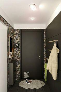Gut Wohnraumdesign Flur | Designideen Steinwände | Pinterest | Flure Und  Steinwand