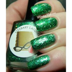 Gift of the Magi Full Size Nail Lacquer : Gift of the Magi Collection... ($10) ❤ liked on Polyvore