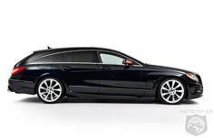 Lorinser Unveils Their Mercedes CLS Shooting Brake
