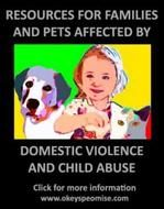"""Relief grants for pets of domestic violence victims"" Posted October 6, 2011 RedRover.org's main goal is bringing animals from crisis to care. One way they go about this is by offering relief grants for pets of domestic violence victims to use toward their care and boarding. A grant is good for up to $500 in pet boarding and veterinary care."