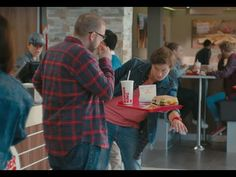 BURGER KING - HOVERTRAY : le plateau du futur