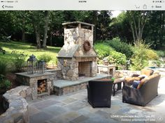 Diy Fireplace Plans Want To Build A Fireplace Like This Visit Www Backyardflare Outdoor Fireplace Designsoutdoor