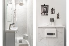 Badrum / Bathroom, Stockholm, Sweden. Styling: VRÅ homestyling @vrahomestylingsthlm Photo: Simon Donini @simondonini Estate Agent: Edward & Partners @edwardpartners