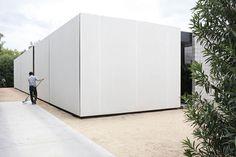 Fort Idea - polypropylene shade cloth house