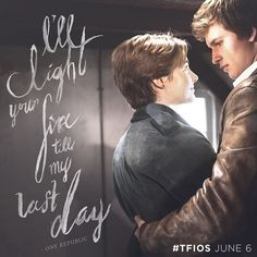 The Fault In Our Stars. 'If That's What You Wanted' - One Republic Lyrics.