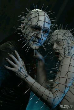 Loved the Hell Raiser movies. Love Clive Barker.