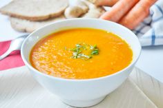 Karotten Ingwer Suppe