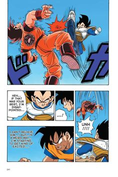 Read Dragon Ball Full Color - Saiyan Arc Chapter 34 Page 14 Online For Free