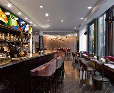 Stylish Breakfast Spot at Restaurant Coquette | W Paris - Opéra