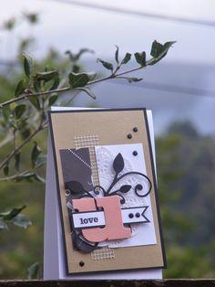 Kaartjie kreatief / Cards creative: March 2015