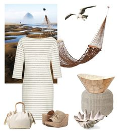"""""""An Afternoon of Quiet"""" by christined1960 ❤ liked on Polyvore featuring By Malene Birger, Cyan Design, Pearl Dragon, Michael Kors and Blowfish"""