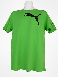 b6480f67638447 PUMA Cat Logo Men s T-Shirt Puma Cat