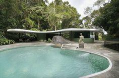 Oscar Niemeyer: as 15 maiores obras | Casa das Canoas, 1952, Rio de Janeiro