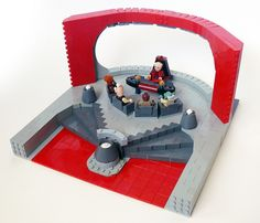 Lego Star wars chancellors office