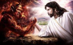 WE KNOW WHO WINS THIS ONE!!!THANK YOU JESUS!