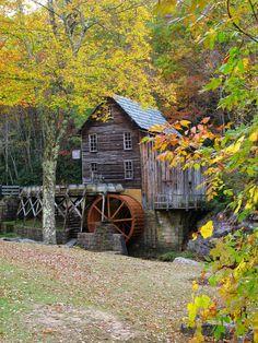 Grist Mill....... West Virginia.