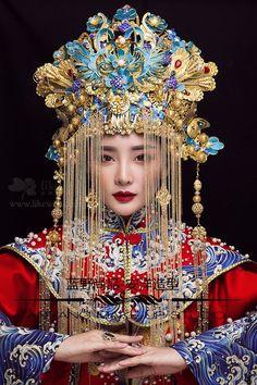 27 Ideas Photography People Culture Faces For 2019 Hanfu, Cheongsam, Oriental Fashion, Asian Fashion, High Fashion, Chinese Fashion, Traditional Fashion, Traditional Dresses, Asian Style