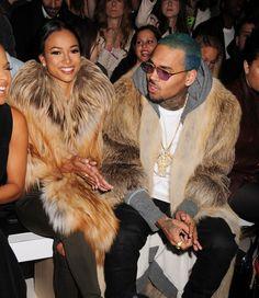 Chris Brown Wanted A Baby With Ex Girlfriend Karrueche Tran