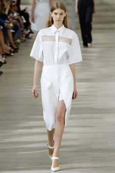 Preen by Thornton Bregazzi Spring 2013 Ready-to-Wear Fashion Show - Irina Nikolaeva