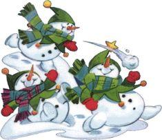 *SNOW... FIGHT!!