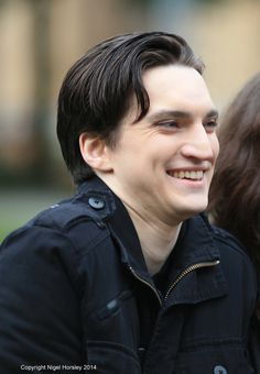 Richard Harmon, Continuum TV series, Vancouver, March 7 2014 1 ...