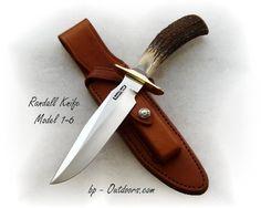 Randall Knife Model 1-6