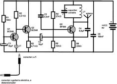 Aclaración:este circuito lo debe armar alguien que sepa de electrónica y/o tenga conocimientos de armado de circuitos. Es ideal como práctica para estudiantes de electrónica.Si no tenés experiencia en electrónica, le podés proponer el armado a...