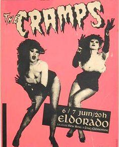 Punk Flyer: Entertainment Memorabilia   eBay