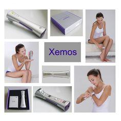 Xemos-laserový epilátor - Kozmetické,lekárske,veterinárne prístroje,infra kúrenie,panely,ohrievače...
