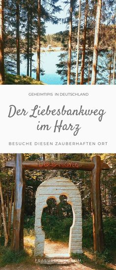 Hiking & wellness in the Harz Mountains - The Green Traveler-Wandern & Wellness im Harz — The Green Traveler Hiking and wellness in the Harz. Come on I take you on a weekend trip on a love trip on the Liebesbankweg. Insider tips in Germany. Europe Travel Tips, Travel Destinations, Best Places In Europe, Hiking Photography, Family Photography, Living In Europe, Ice Climbing, Mountain Hiking, Hiking Tips
