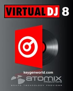 Virtual DJ Pro 8 Crack 2016 Serial Key Free Download Cracked